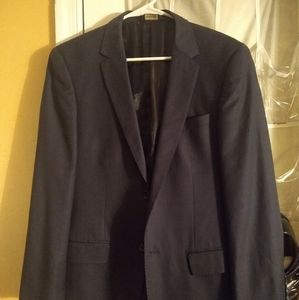 Other - Blue suit jacket